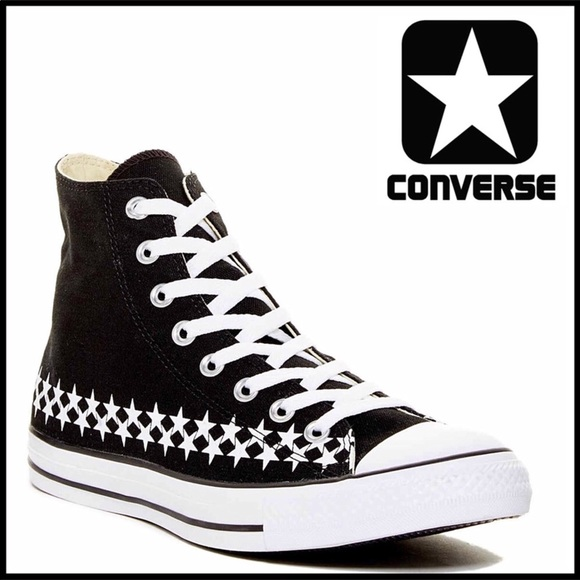 887eb265b42be5 CONVERSE CHUCK TAYLOR CANVAS HIGH TOPS SNEAKERS